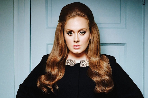 Adele Exudes Self Confidence
