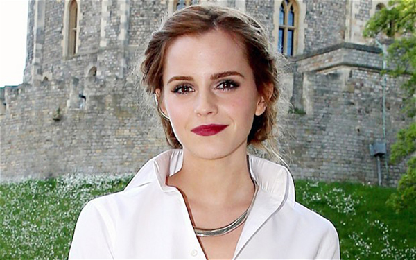 Here's Emma Watson Rocking Self Confidence