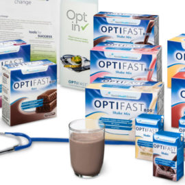 Full Suite of Optifast Products on DIETSiTRIED