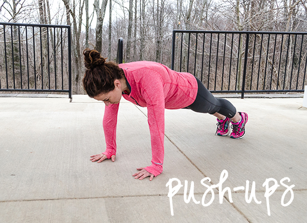 Gym-Free Push-Ups | Outdoor Workouts