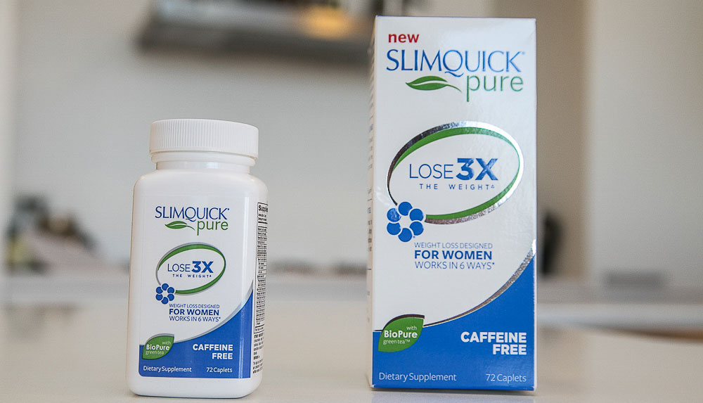 Bottle of Slim Quick | Slim Quick Diet | DIETSiTRIED