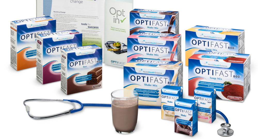 Optifast Diet Review Meal Replacement Shake Dietsitried
